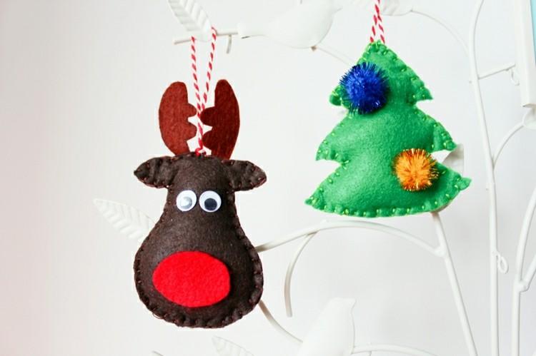 adornos navideños caseros