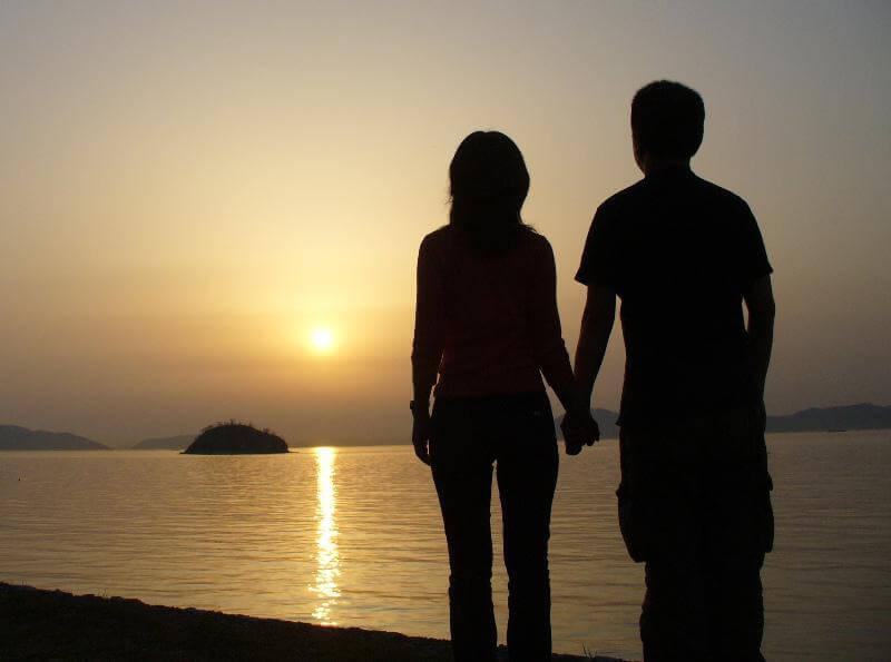 imagenes de parejas de amor