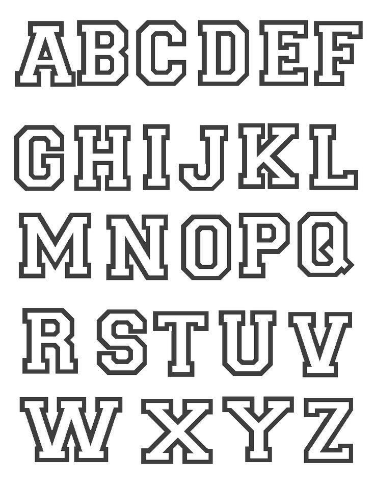 Favoritos Imágenes de formas de letras | Imágenes GW72